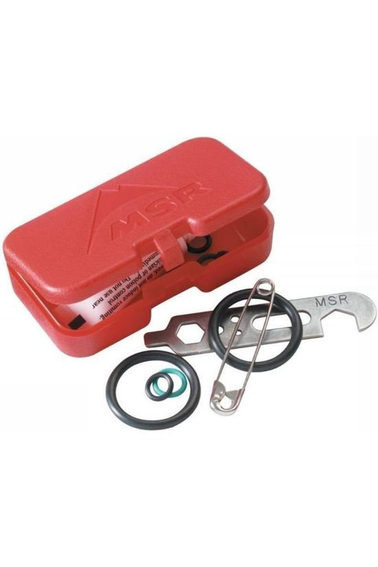 MSR Accessory Annual Maintenance Kit mid red