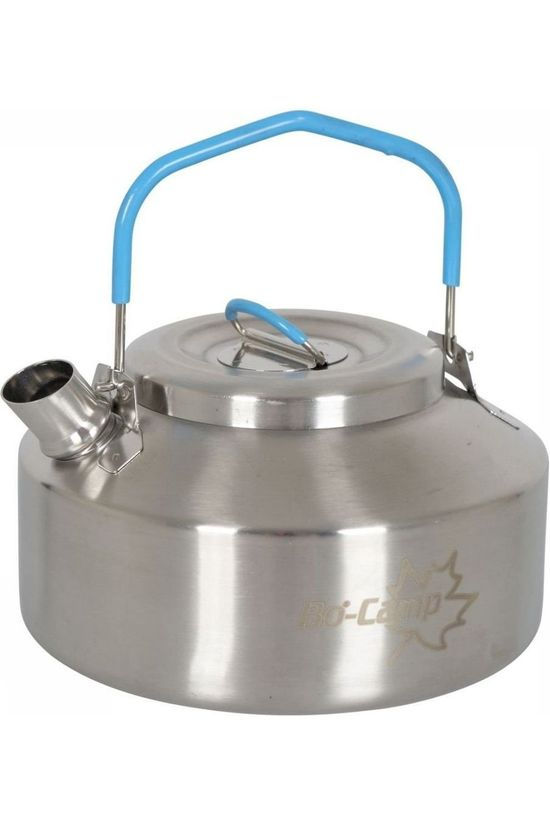 Bo-Camp Accessoire  Theeketel 0,85 Liter Rvs Argent