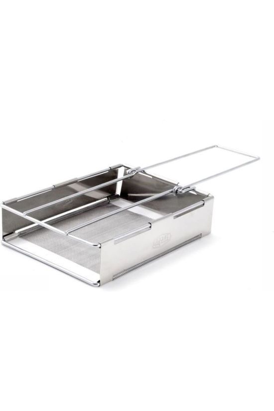 GSI Outdoors Pan Glacier Stainless Toaster No colour / Transparent