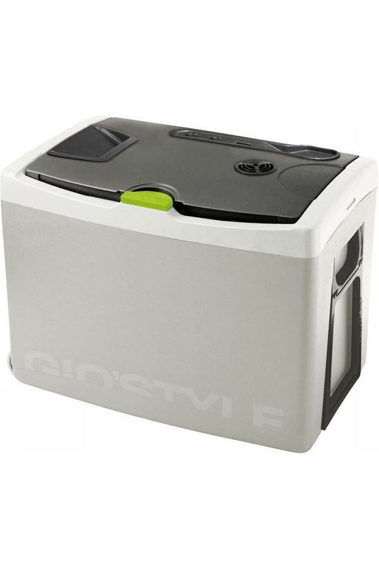 Giostyle Cool Box Shiver 40 light grey