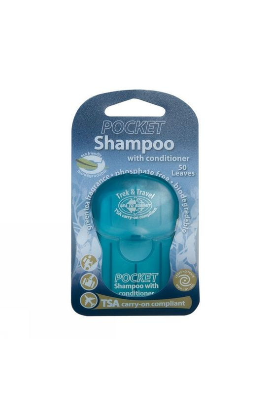 Sea To Summit Pocket Shampoo Geen kleur / Transparant