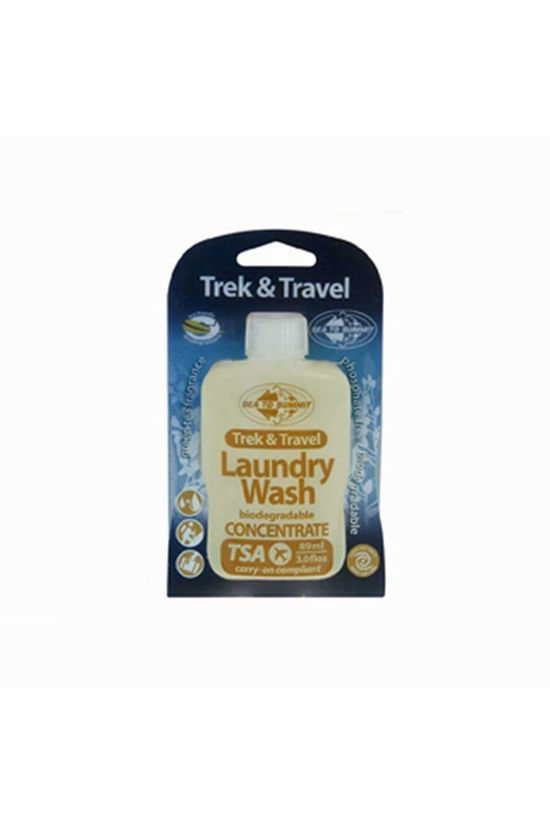 Sea To Summit Lavatory Sts Laundry Wash No colour / Transparent
