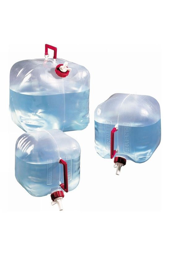 Reliance Jerry Va 20L No colour / Transparent