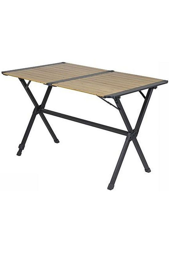 Bo-Camp Table Urban Outdoor Lamel Maryland 111X72cm dark brown