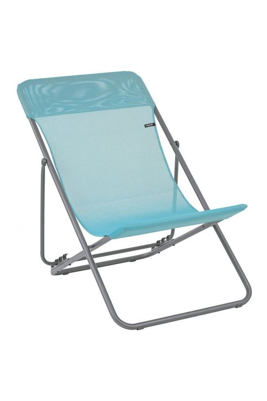 Lafuma Mobilier Chair Maxi Transat light blue