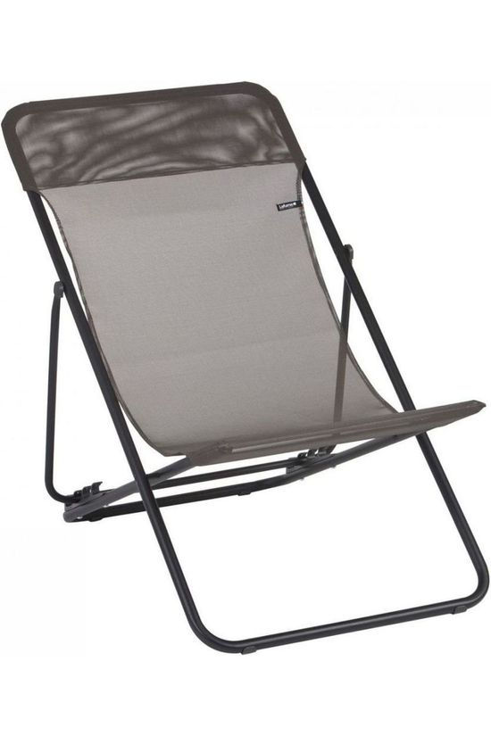 Lafuma Mobilier Chair Maxi Transat dark grey