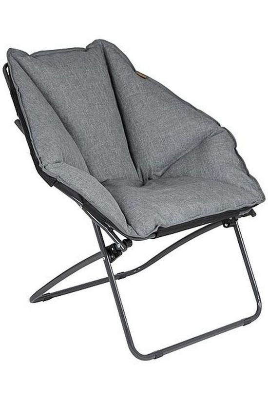 Bo-Camp Chair Urban Outdoor Silvertown mid grey