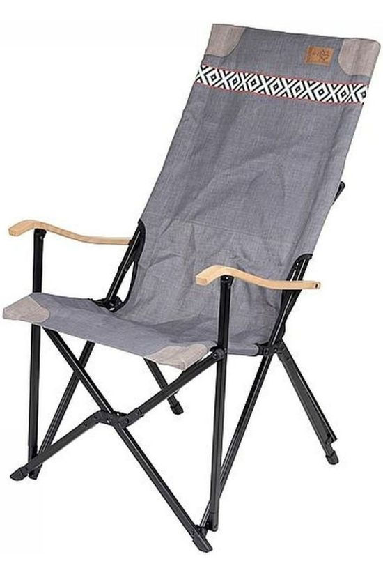 Bo-Camp Chair Camden light grey