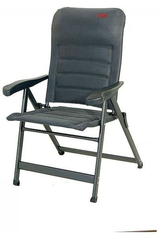 Crespo Chair Cre Ap-235 Air-Deluxe dark grey