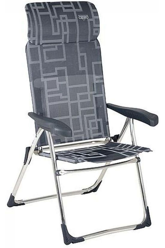 Crespo Chair Cre Al-213 Compact Mid Grey/Assorted / Mixed