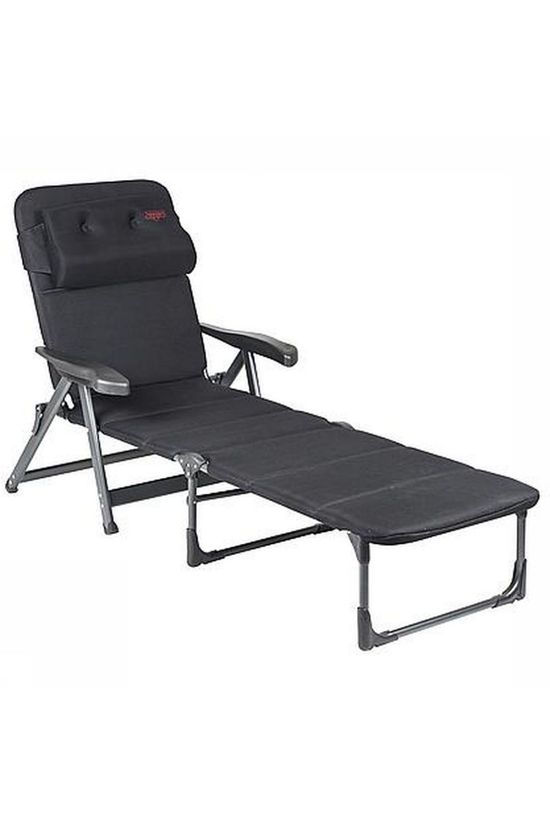 Crespo Relax Chair Cre Ap-233 Air Deluxe black