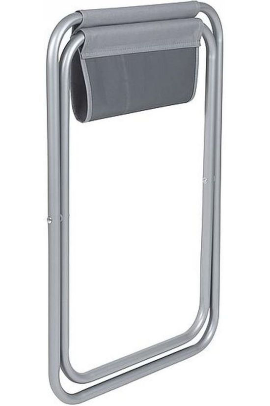Camp Gear Stool Krukje Inklapbaar Staal light grey