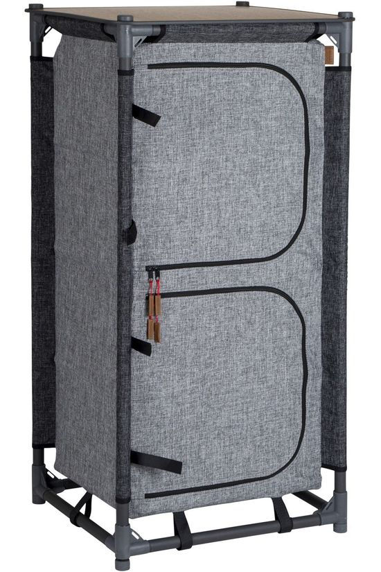 Bo-Camp Storage System Urban Outdoor Charlton dark grey