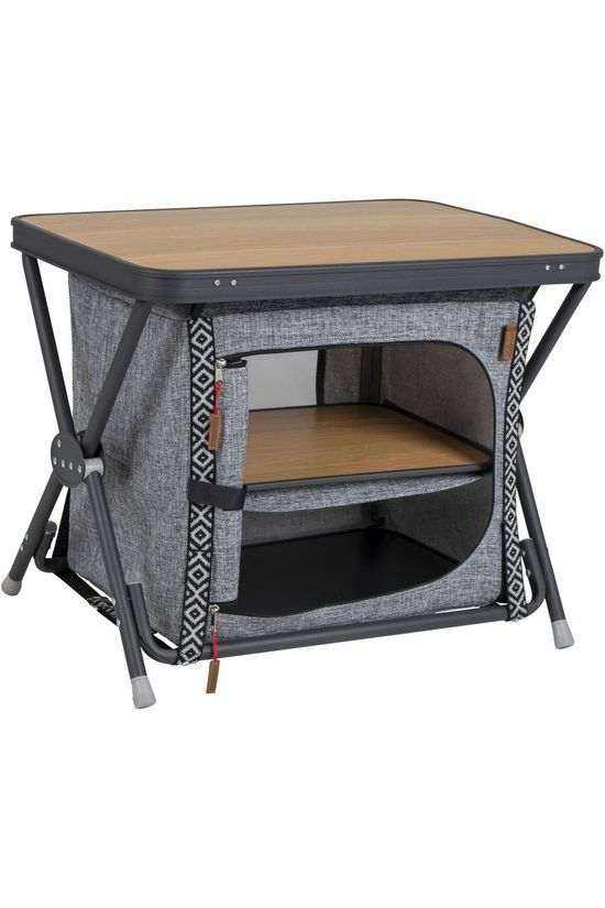 Bo-Camp Storage System Urban Outdoor Forestdale dark grey