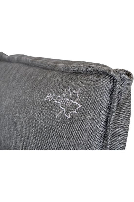 Bo-Camp Miscellaneous Stoelkussen Universeel Olefin dark grey