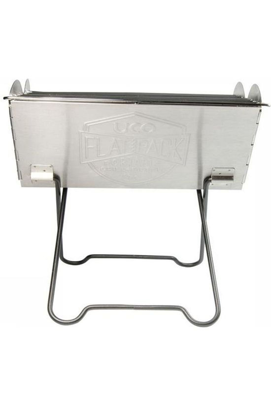 UCO Gadget Mini Flatpack Grill silver