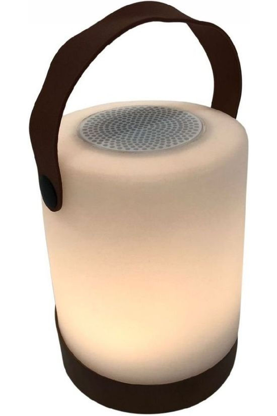 Human Comfort Gadget Cosy Lamp Mably Plus Wood Wit/Bruin