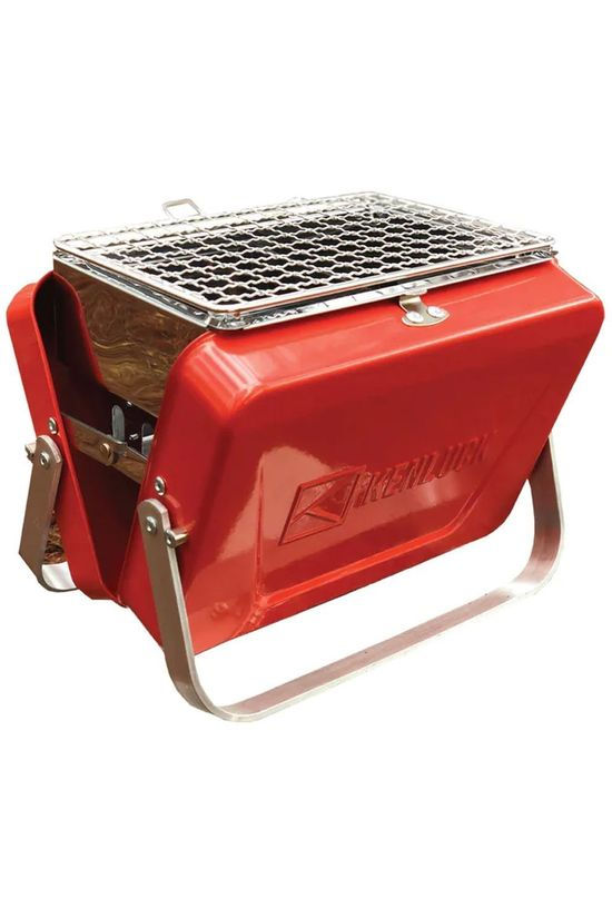 Kenluck Gadget Mini Grill Rouge
