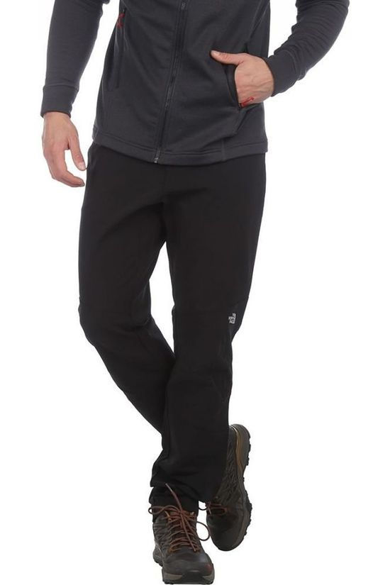 The North Face Broek Diablo Long Zwart