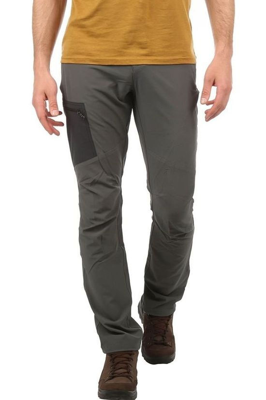Columbia Trousers Triple Canyon dark grey