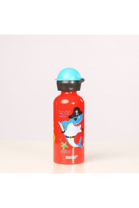 Sigg Gourde Underwater Pirates 0.4L Rouge/Bleu