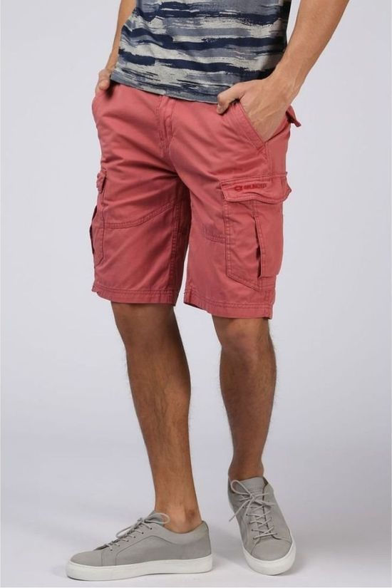 Brunotti Shorts Caldo Mens mid red