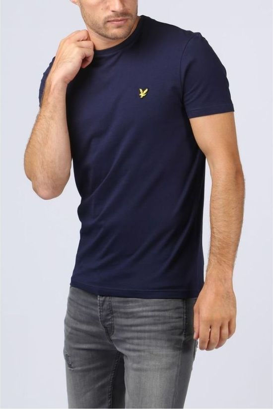 Lyle & Scott T-Shirt 1802-Ts400 dark blue