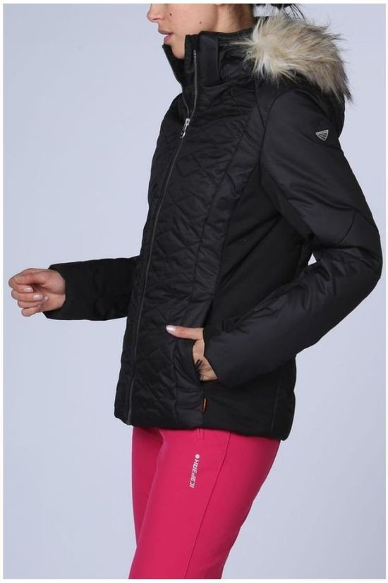 Icepeak Coat Claudia I black