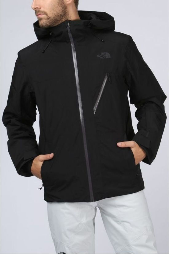The North Face Manteau Descendit Noir