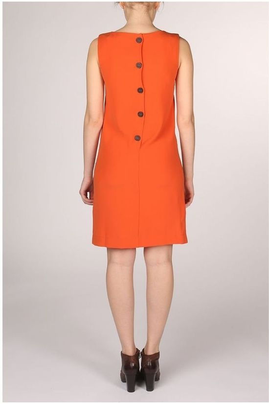 La Fée Maraboutée Dress 7328 orange
