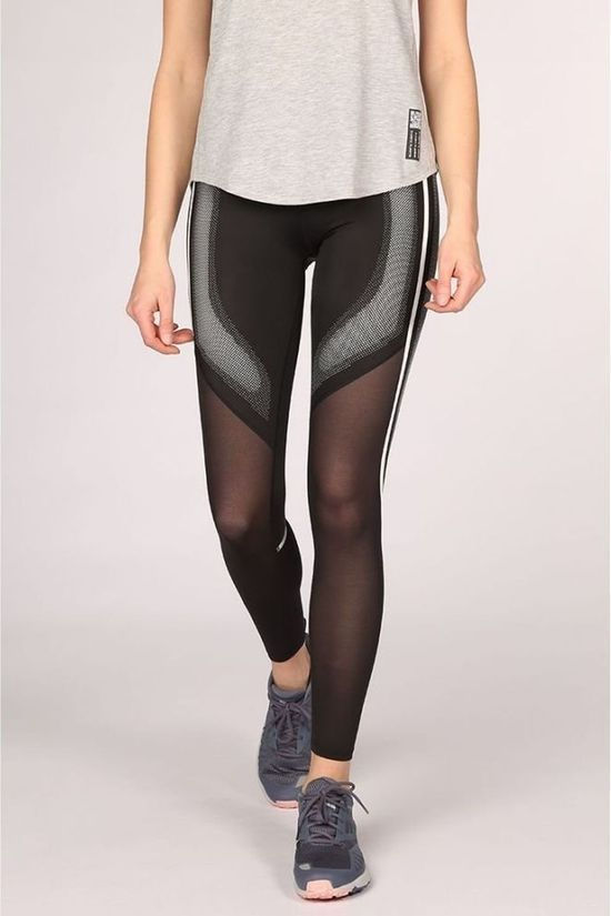 Adidas Legging Believe This Zwart