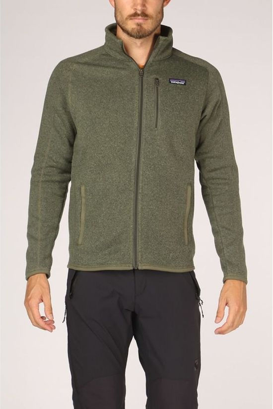 Patagonia Fleece Better Sweater Middenkaki