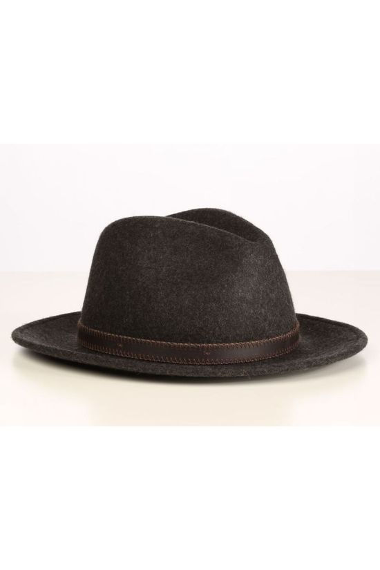 Ayacucho Hat Outdoor Woolfelt Light dark grey