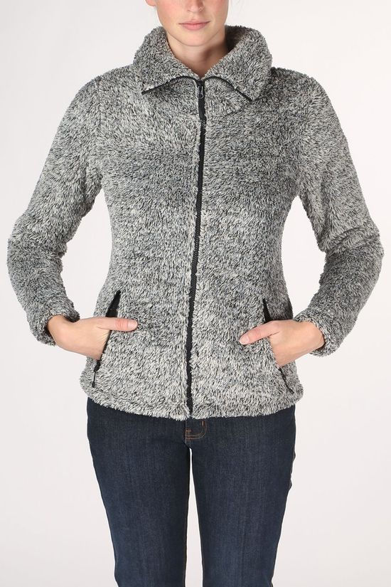 Ayacucho Fleece Beauty black/white