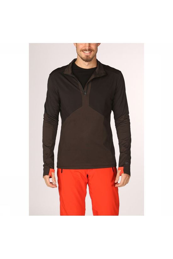 Icepeak Fleece Elliott Middenkaki