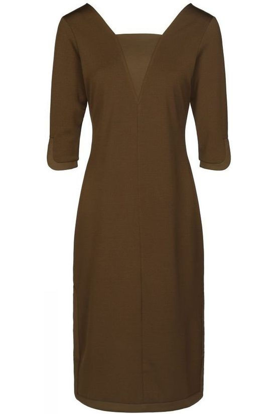 SKFK Dress Lakha mid khaki