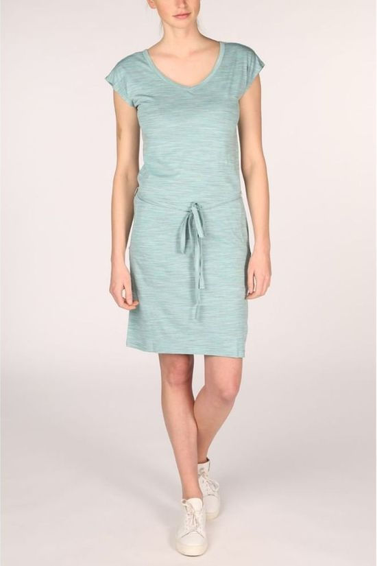 Ayacucho Dress Malibu green