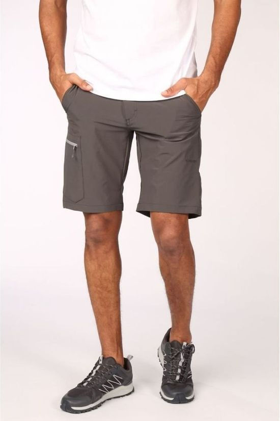 Ayacucho Shorts Equator II Am Stretch M dark grey