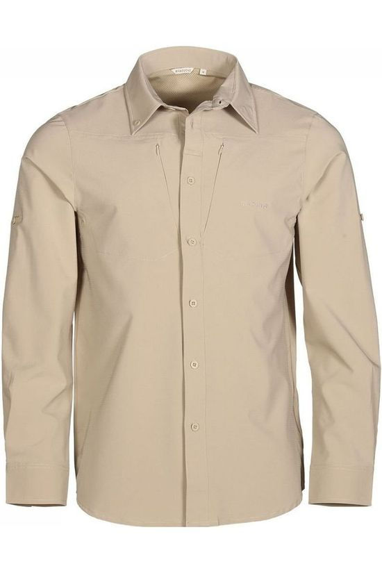 Ayacucho Shirt Equator II Stretch Am Sand Brown