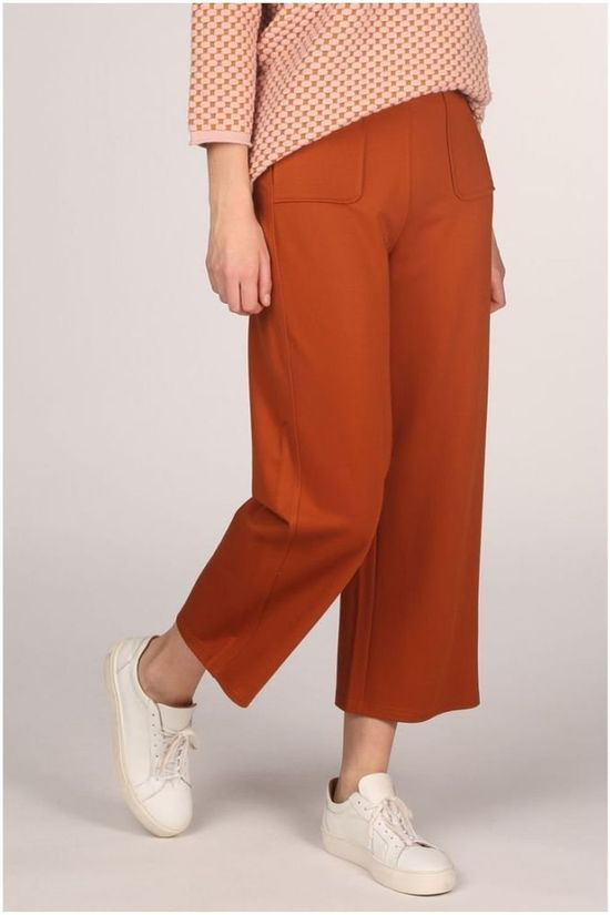 FRNCH Trousers Phedra rust