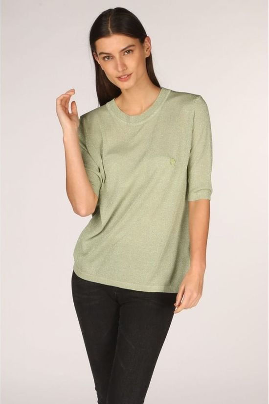 FRNCH Pullover Norma light green