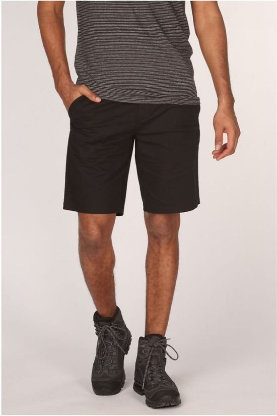 Tentree Shorts Preston Hemp black