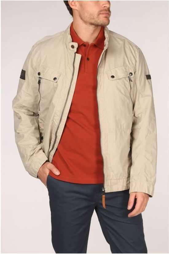 Camel Active Coat 4304703R83 Sand Brown
