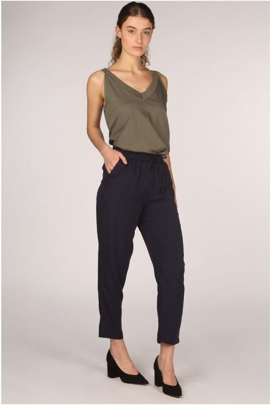 SKFK Trousers Wtr00271 dark blue