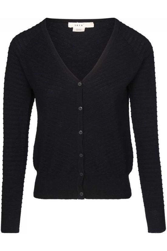 SKFK Cardigan Wsw00417 dark blue