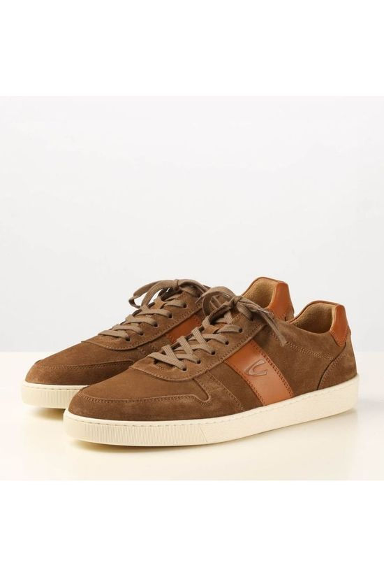 Camel Active Sneaker Tonic mid brown