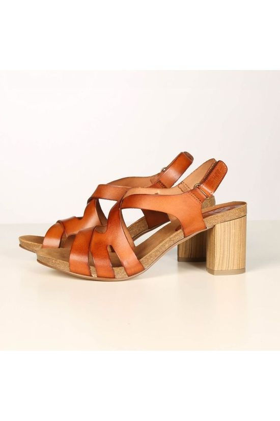 Hee Sandal 20061 mid brown