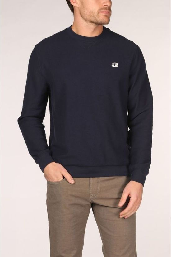 Ben Sherman Pullover 2001-Sw0059346 dark blue