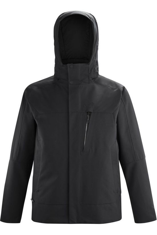 Millet Manteau Pobeda Insulated Noir
