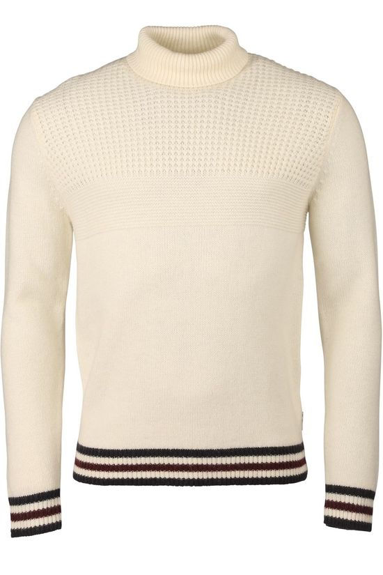 Ben Sherman Pullover 2002-Kn0061607 off white
